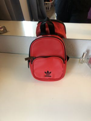 Adidas Mini Leather Backpack for Sale in Denver, CO