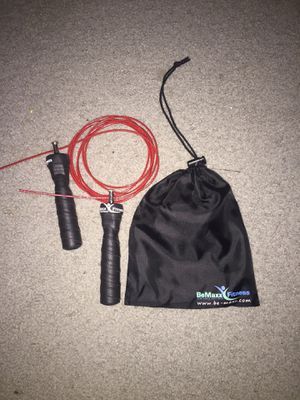 Professional fitness jump rope for Sale in Crofton, MD