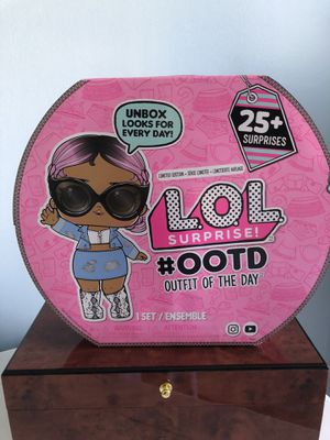 LOL Surprise dolls outfit of the day. Brand new for Sale in Margate, FL