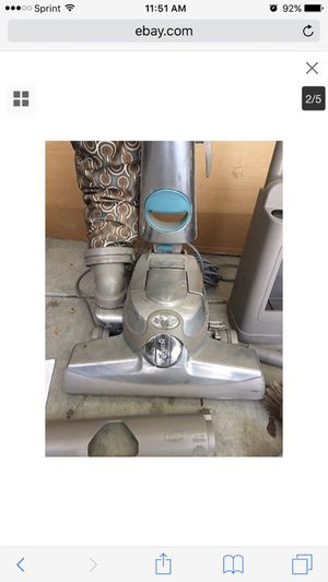 Kirby Sentria 2 Upright Vacuum for Sale in Haines City, FL