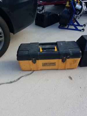 Tool boxes for Sale in Tampa, FL