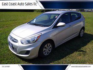 2015 Hyundai Accent for Sale in Virginia Beach, VA