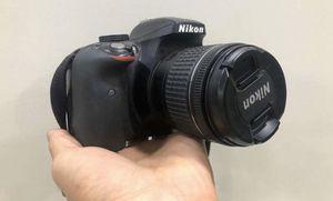 camera nikon for Sale in Dallas, TX