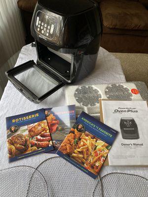 Power Air Fryer Oven Plus for Sale in Newport News, VA