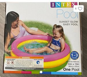 (NEW) Intex Baby Pool for Sale in Clovis, CA