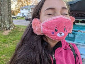Kids Winter Masks with Earmuffs for Sale in MONTGOMRY VLG, MD