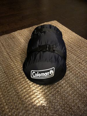 Coleman 15 Degree sleeping bag for Sale in Irving, TX