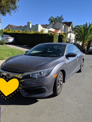 2016 Honda Civic LX-P for Sale in San Diego, CA