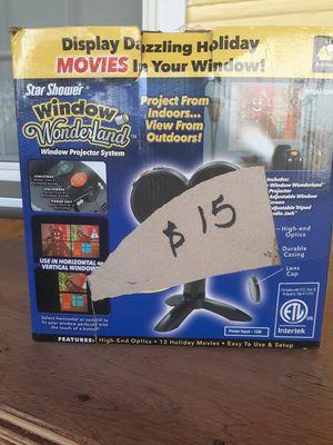 Window projector for Sale in San Antonio, TX