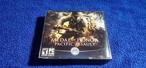 MEDAL OF HONOR: PACIFIC ASSAULT PC GAME for Sale in Missouri City, TX