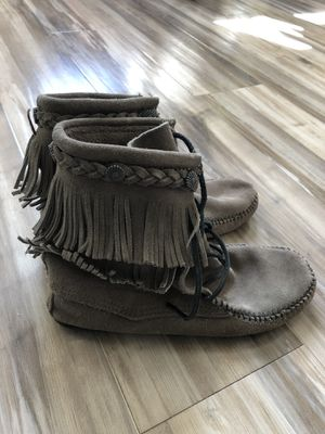 Minnetonka boots for Sale in San Diego, CA