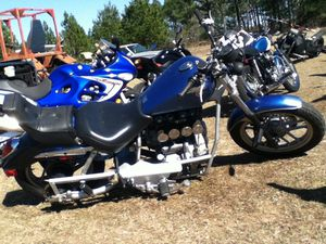 Collection of custom made motorcycles for Sale in Millbrook, AL
