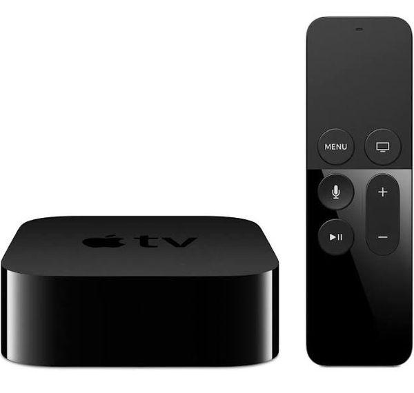 Apple TV Generation 4