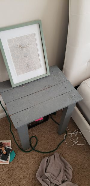Home made end table for Sale in Odenton, MD