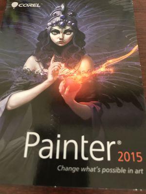 Corel Painter 2015 program for Sale in St. Petersburg, FL