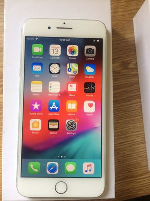Iphone 7 plus 128gb almost new for Sale in Evansville, IN