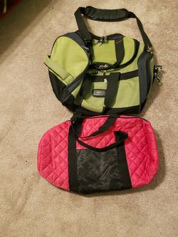 2 Duffle Bags for Sale in Waldorf,  MD