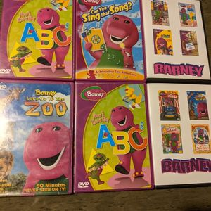 Barney DVDs for Sale in Newington, CT