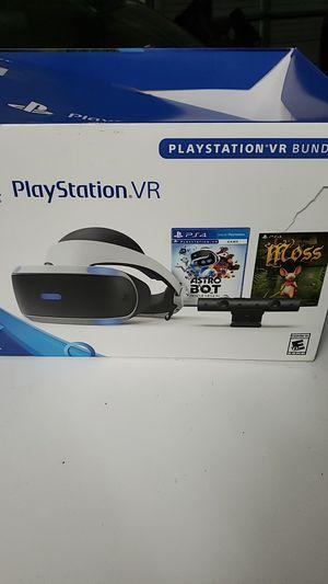 PlayStation VR headset for Sale in Phoenix, AZ