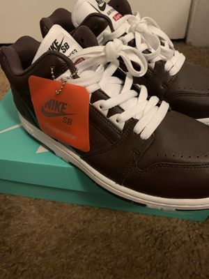 Supreme x Nike SB AF2 Low for Sale in Fort Worth, TX
