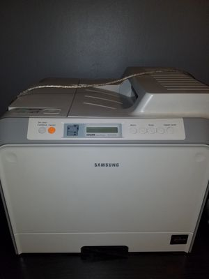 Samsung CLP510 Color Laser printer for Sale in Watertown, NY