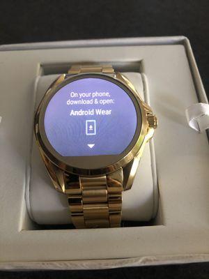 New women Michael kors smart watch for Sale in Compton, CA
