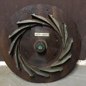 Devils Backbone Barb Monumental Tower Clock Mold Antique for Sale in Vienna, VA