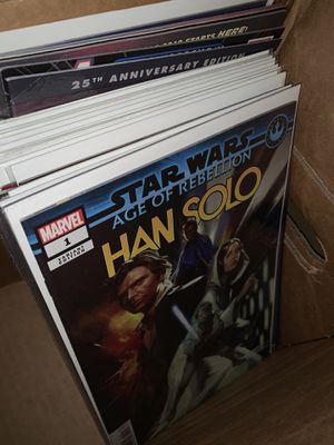 Free Star Wars Comic Books WITH ANY PURCHASE ON LISTING for Sale in Pasadena, CA