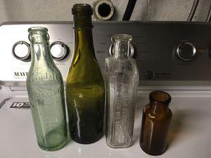 Antique bottles for Sale in Westford, MA