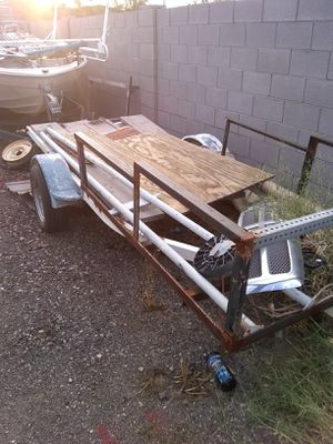 2 trailers can be made into anything for Sale in Phoenix, AZ