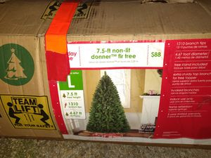 """7.5"""" Christmas Tree for Sale in Suffolk, VA"""