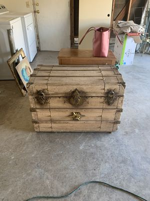 Antique chest for Sale in Corona, CA