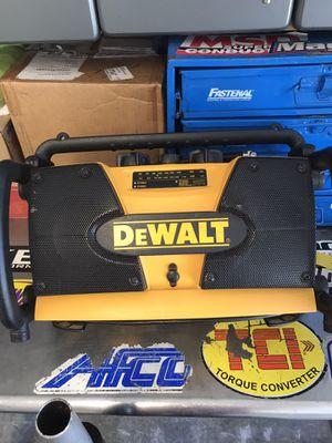 Dewalt radio for Sale in Riverview, FL
