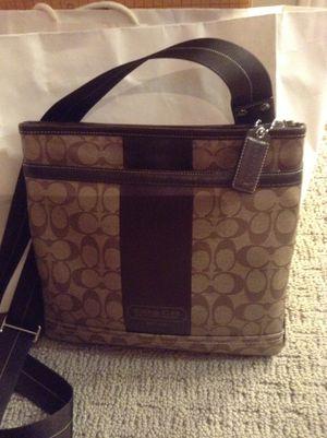 Coach Messenger Bag For Men Or Ladies for Sale in Scottsdale, AZ