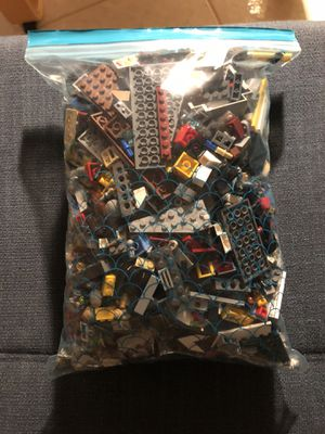 LEGOS. Assorted. 5 Lbs bag $19 for Sale in North Miami Beach, FL