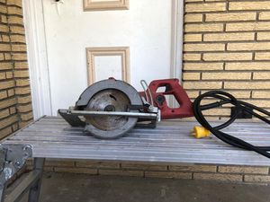 Circle Saw Milwaukee for Sale in Dearborn Heights, MI