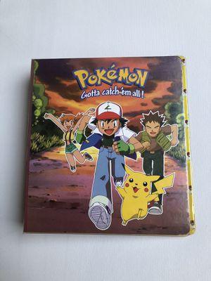 Pokémon Binder for Sale in Arlington, TX