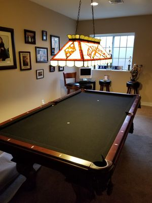 Hardly used pool table for Sale in Danbury, CT