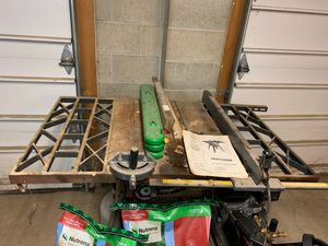 Craftsman Table Saw for Sale in Darlington, PA