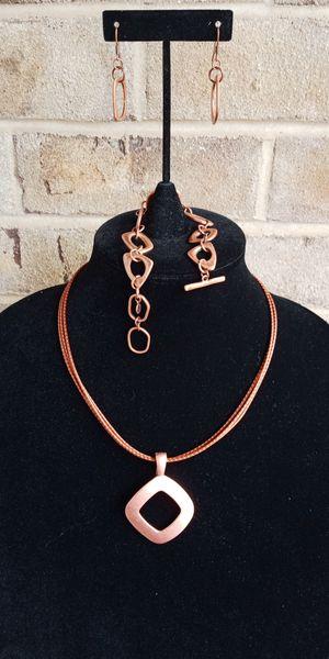 Premier design . necklace. Earrings. and bracelet for Sale in Woodbridge, VA