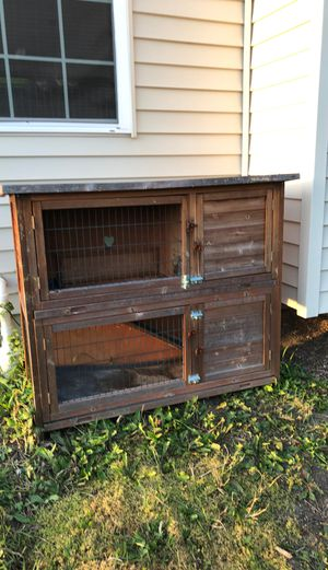 Rabbit hutch for Sale in Yorkville, IL