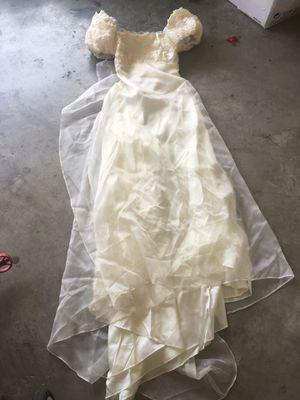 Charisma Wedding Dress Size 9/10 for Sale in Rockwall, TX
