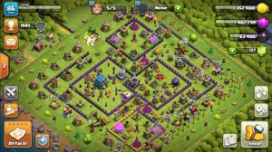 Clash of clans account for Sale in Belfair, WA