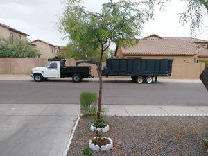 Traila y troca 18x7 for Sale in Phoenix, AZ