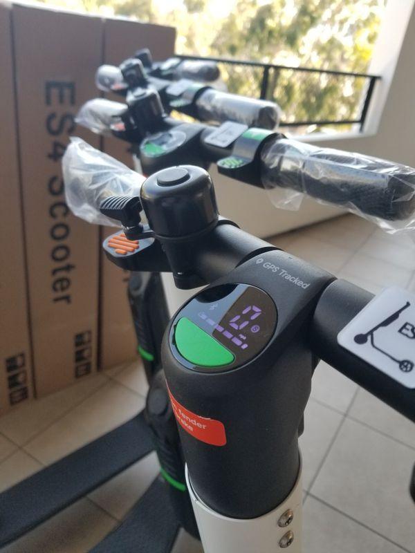 Brand new! Segway Ninebot ES4 Kickscooter