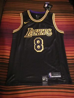 New Kobe Bryant Areoswift Dri-Fit #8 #24 Mammba Day Lakers Jersey for Sale in Keysville, VA