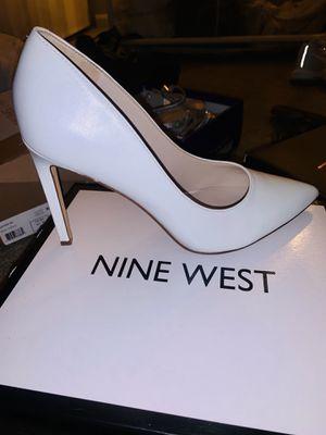 White heels for Sale in Covina, CA