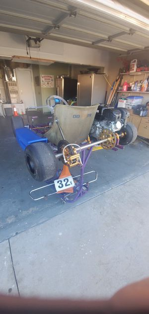 Haase 212cc Pro Go Kart for Sale in Moreno Valley, CA