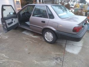 1991 Geo Prizm total paint & body work 2 years ago for Sale in Reno, NV