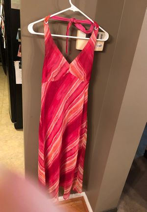 Pink and coral dress 9 for Sale in Bartlett, IL